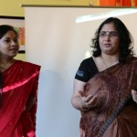 Debika Chowdhury, Anjana Singh