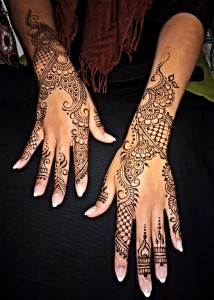 Hennaworkshop