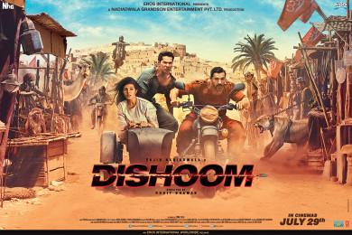 Dishoom Horizonatl Poster Image