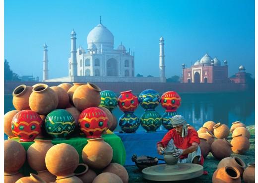Taj Mahal, Agra (3)