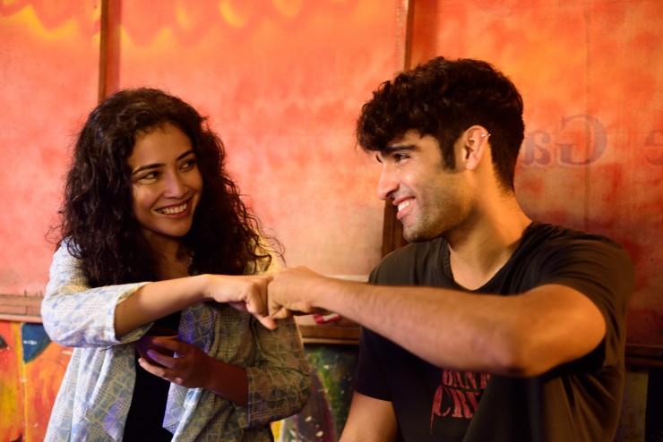 Geetanjali Thapa und Zain Khan Durrani   in KBA - Motiv 4 (c) Yoodlee Films - Web gr