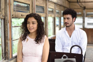 Geetanjali Thapa und Zain Khan Durrani in KBA - Motiv 5 (c) Yoodlee Films - Web gr