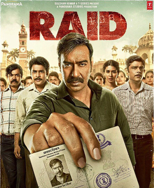 IndoGerman Filmweek- Raid