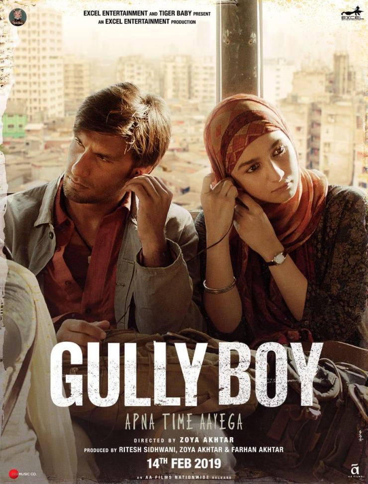 Gully Boy Poster 3